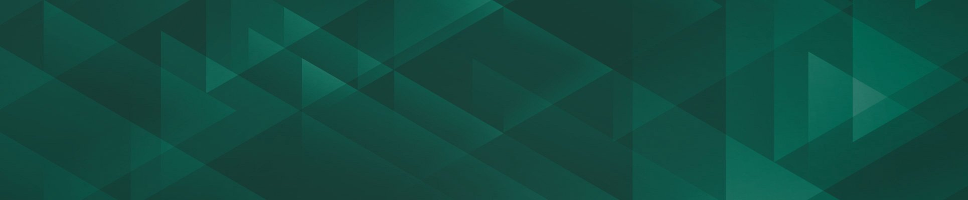 Green Triangle Background